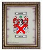 Coat of Arms with Frame